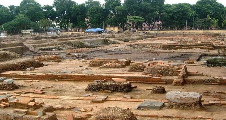 Khu khảo cổ Hoàng Thành