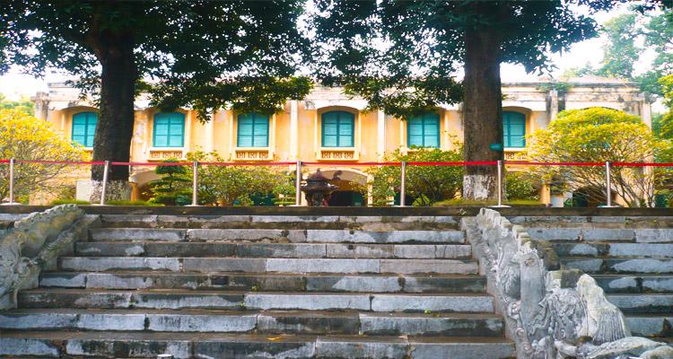 Các địa điểm trong Hoàng Thành Thăng Long