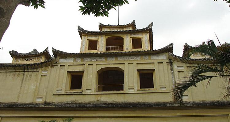 Các di tích trong Hoàng Thành Thăng Long