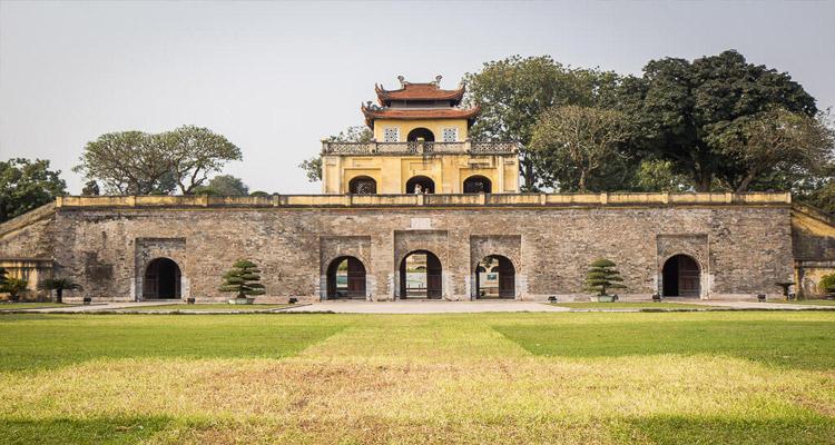 Kinh nghiệm đi Hoàng Thành Thăng Long