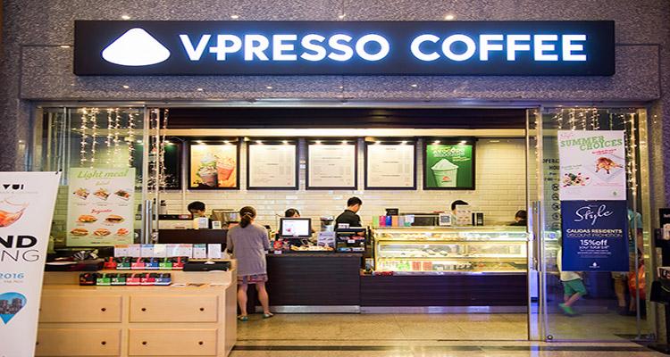 Quán cà phê ở Landmark 72