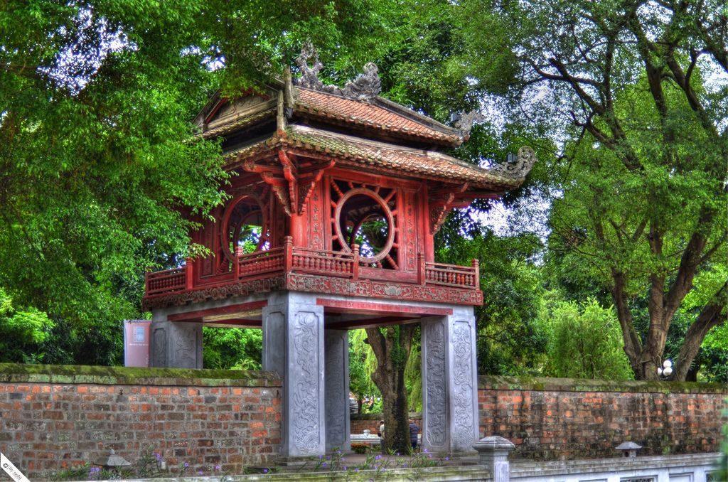 Văn Miếu Quốc Tử Giám ở đâu Hà Nội