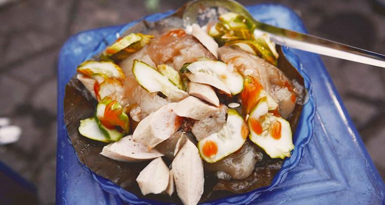 Ăn vặt hồ Tây Hà Nội