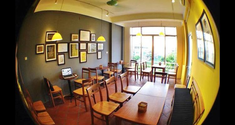 Cafe Hồ Tây 5