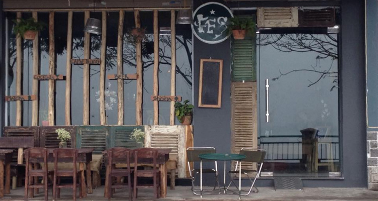 Cafe Hồ Tây 7
