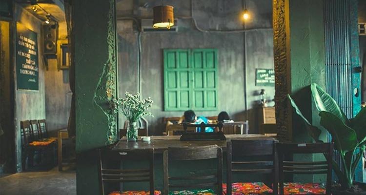 Cafe Hồ Tây 8
