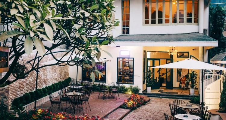 Cafe Hồ Tây 9