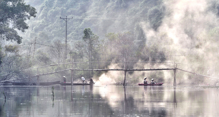 suối Yến chùa Hương Hà Nôji các mùa