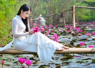Du lịch chùa Hương cuối Thu
