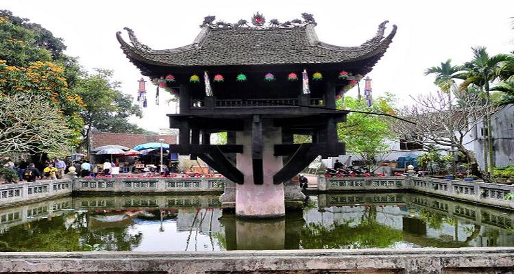 chùa một cột hà nội