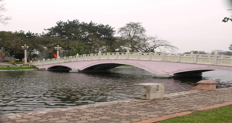 công viên thống nhất hà nội