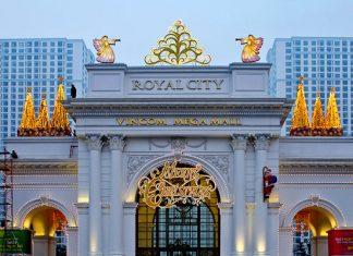 Đi đến Royal City có gì chơi?