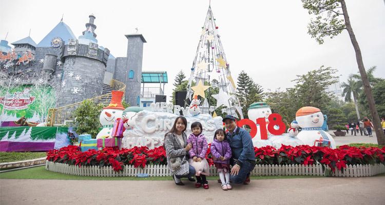 du lịch thiên đường Bảo Sơn 2019 12