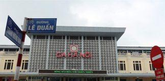 ga hà nội ở đâu Việt nam