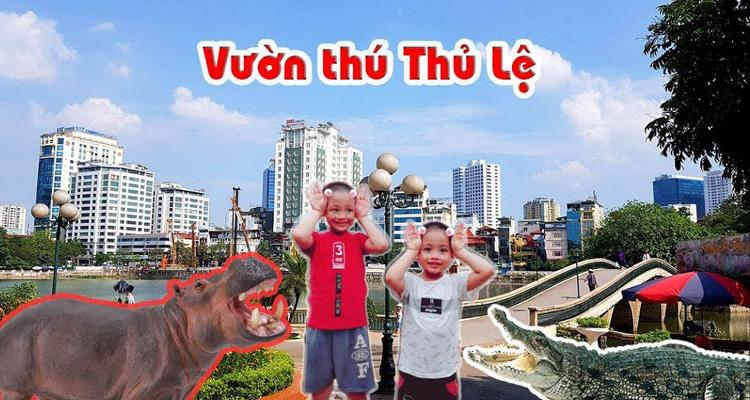 Khu vui chơi Hà Nội công viên Thủ Lệ
