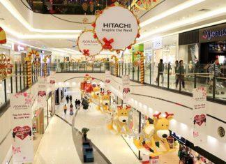 Kinh nghiệm đi Aeon Mall Long Biên