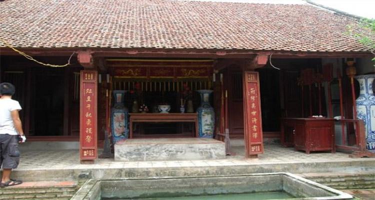 Nhờ thờ Thám Hoa ở Giang Văn Minh