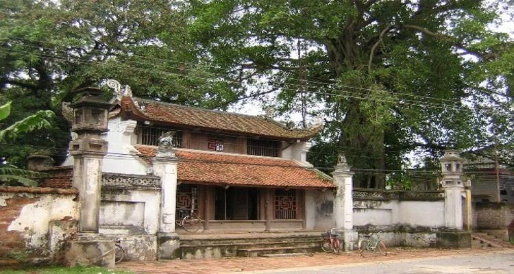 Vẻ đẹp của Làng cổ Đường Lâm