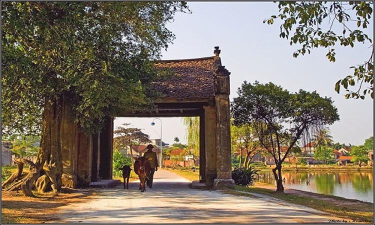 Giới thiệu về Làng cổ đường Lâm - cổ kính