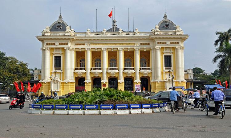 Nhà hát Lớn Hà Nội phố Cổ