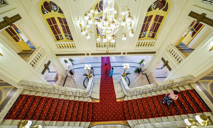 Nhà hát Lớn Hà Nội - kiến trúc Pháp