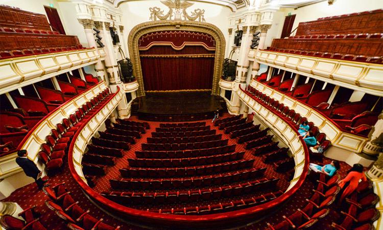 Nhà hát Lớn Hà Nội - phòng khán giả