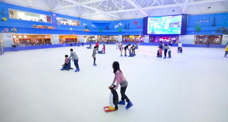 Khu vui chơi Royal City Ice Rink