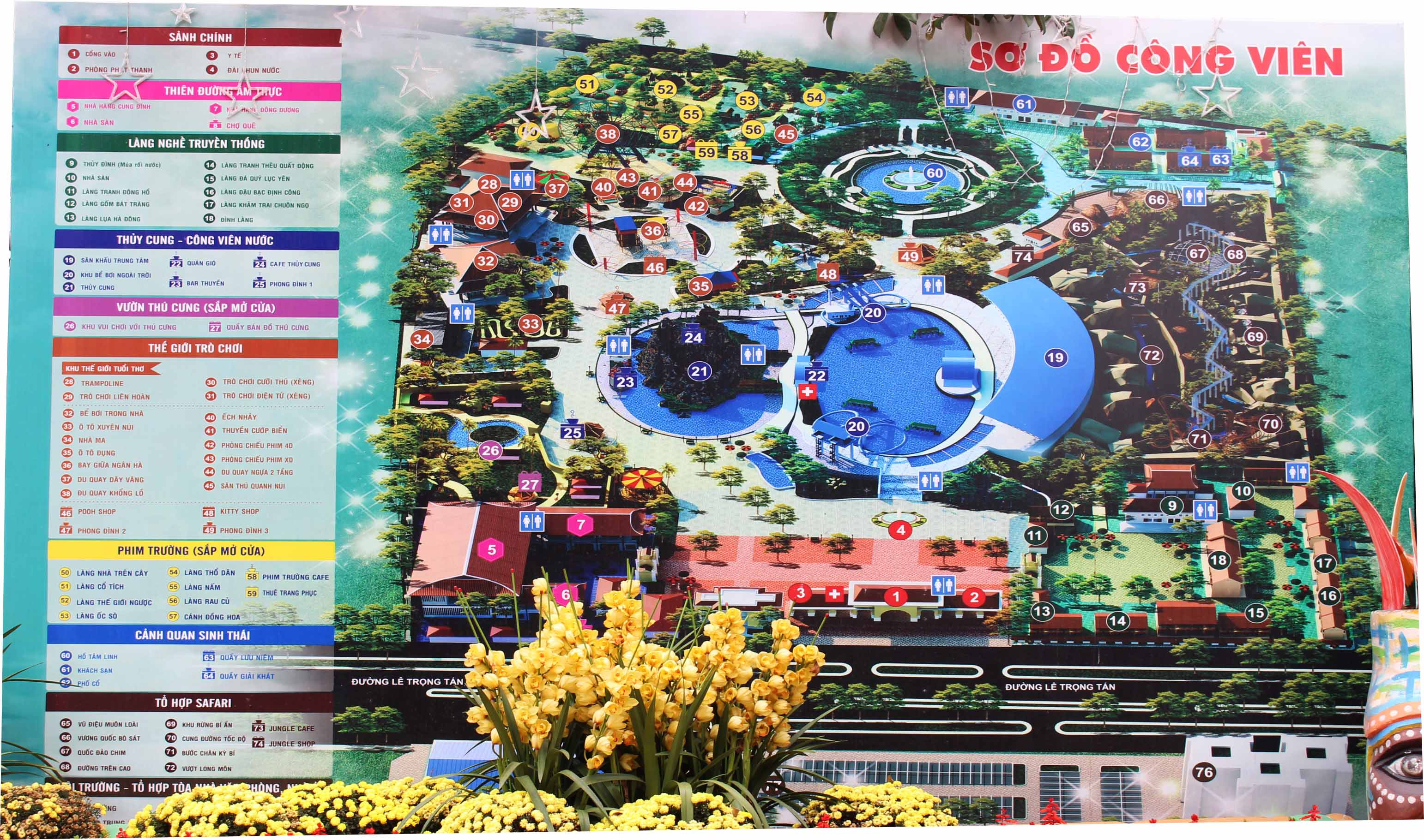 du lịch thiên đường Bảo Sơn 2019