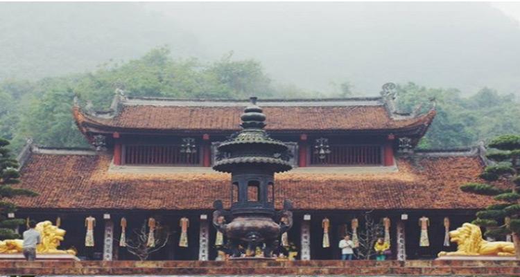 Đi chùa Hương 2019