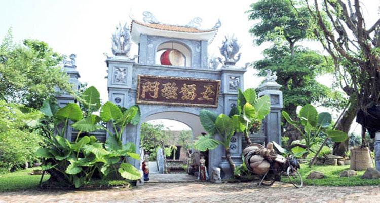 Long Việt - nơi lưu giữ hồn quê