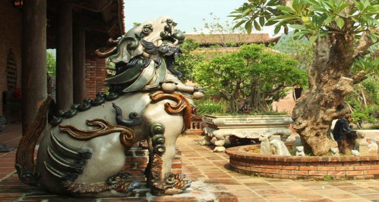 Ngôi nhà Tâm Long ở Long Việt