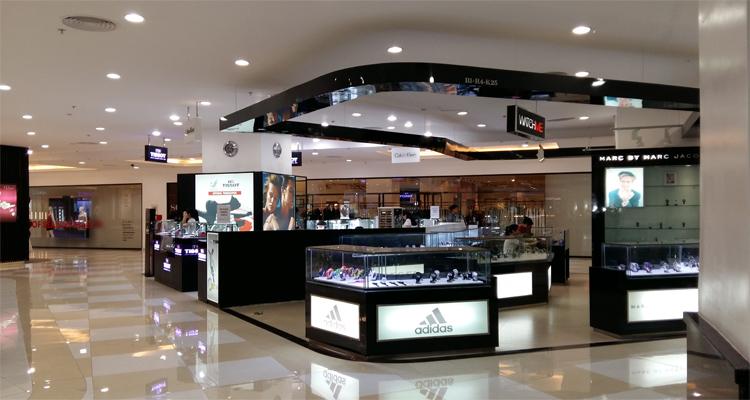 Thiên đường mua sắm tại Royal city Hà Nội