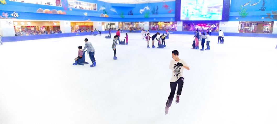 Ice Rink Royal City Hà Nội