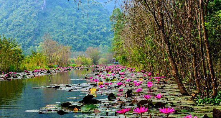 Suối Yến chùa Hương 03