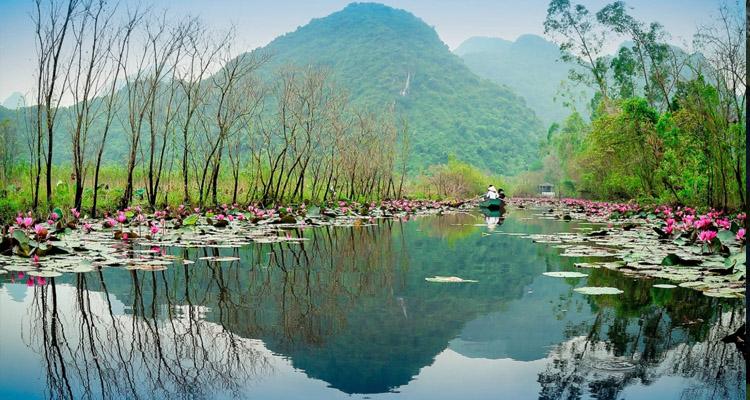 Suối Yến chùa Hương 06