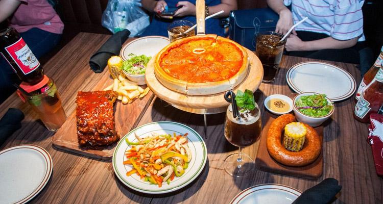 Ăn gì ở Vincom Nguyễn Chí Thanh Cowboy Jack's