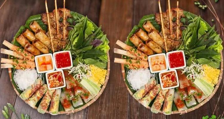 Ăn gì ở Vincom Nguyễn Chí Thanh Wrap & Roll