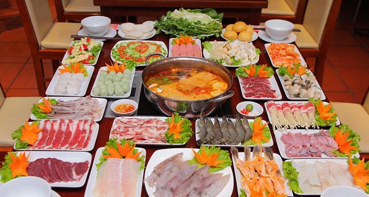 Ăn gì ở Vincom Nguyễn Chí Thanh Lẩu Hội quán