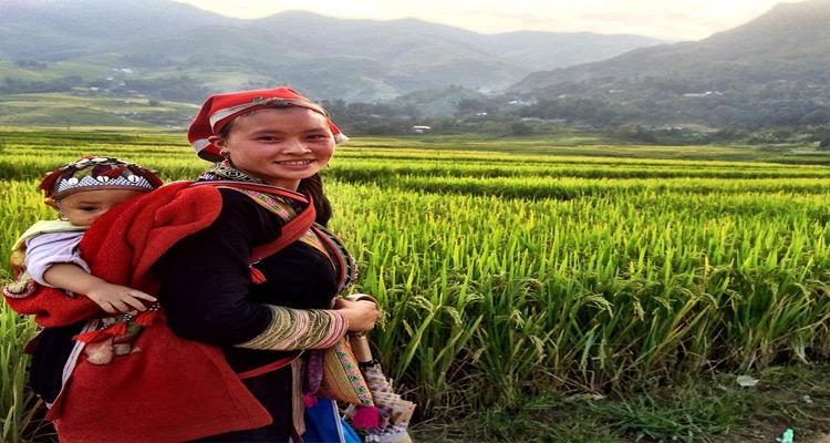 Bản Tả Phìn ở Lào Cai