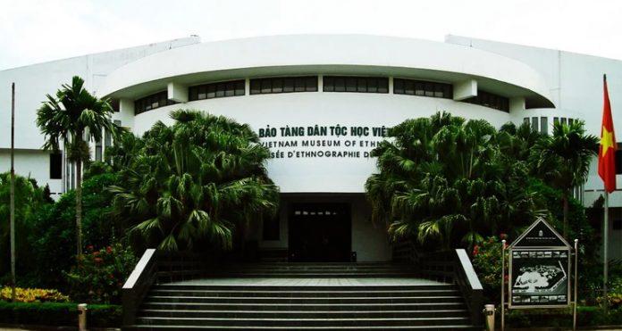 Bảo tàng dân tộc học Việt Nam - ảnh