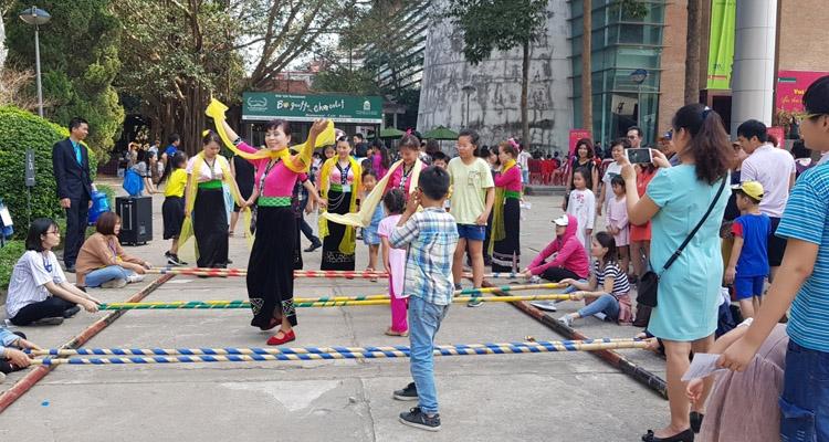 Bảo tàng dân tộc học Việt Nam - sự kiện