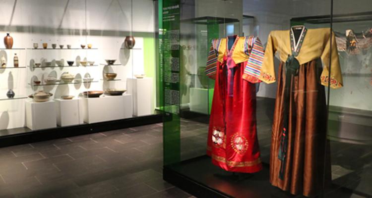 Bảo tàng dân tộc học Việt Nam - một thoáng châu á