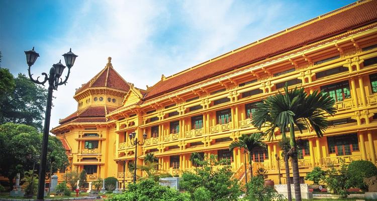 Bảo tàng lịch sử Việt Nam Hà Nội