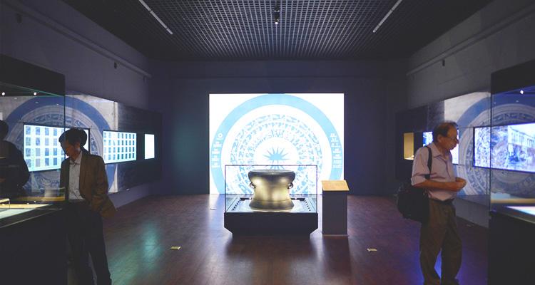 Bảo tàng lịch sử Việt Nam trống đồng