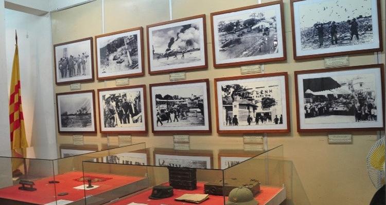 Khu B Bảo tàng lịch sử Việt Nam