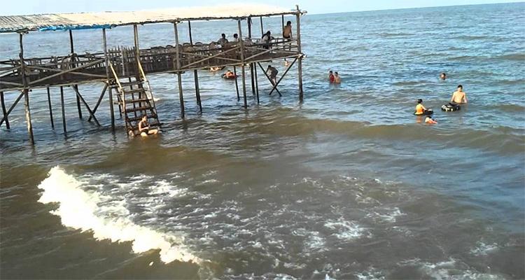 biển cồn vành 1