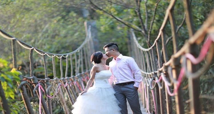Cầu Mây Sapa - Nơi hẹn hò của các cặp lứa đôi