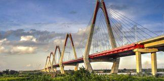 Cầu Nhật Tân ở đâu
