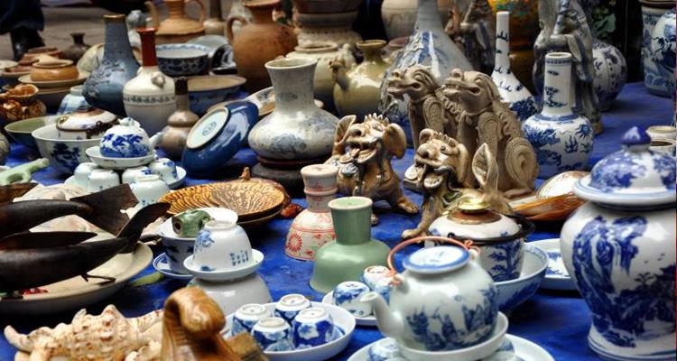 Chợ Viềng Nam Định bán gì