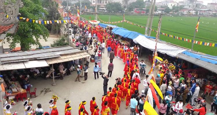 Phủ Dầy Chợ Viềng Nam Định